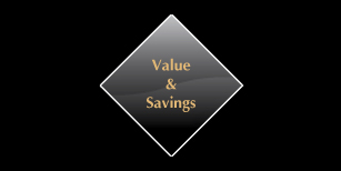 Savings & Value